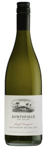 SAUVIGNON BLANC 2016 SINGLE VINEYARDS - AUNTSFIELD