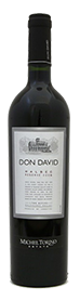 DON DAVID MALBEC RESERVA 2013 - MICHEL TORINO