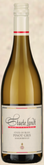 STATE OF BLISS PINOT GRIS 2015 - STAETE LANDT