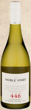 446 CHARDONNAY 2017 - NOBLE VINES